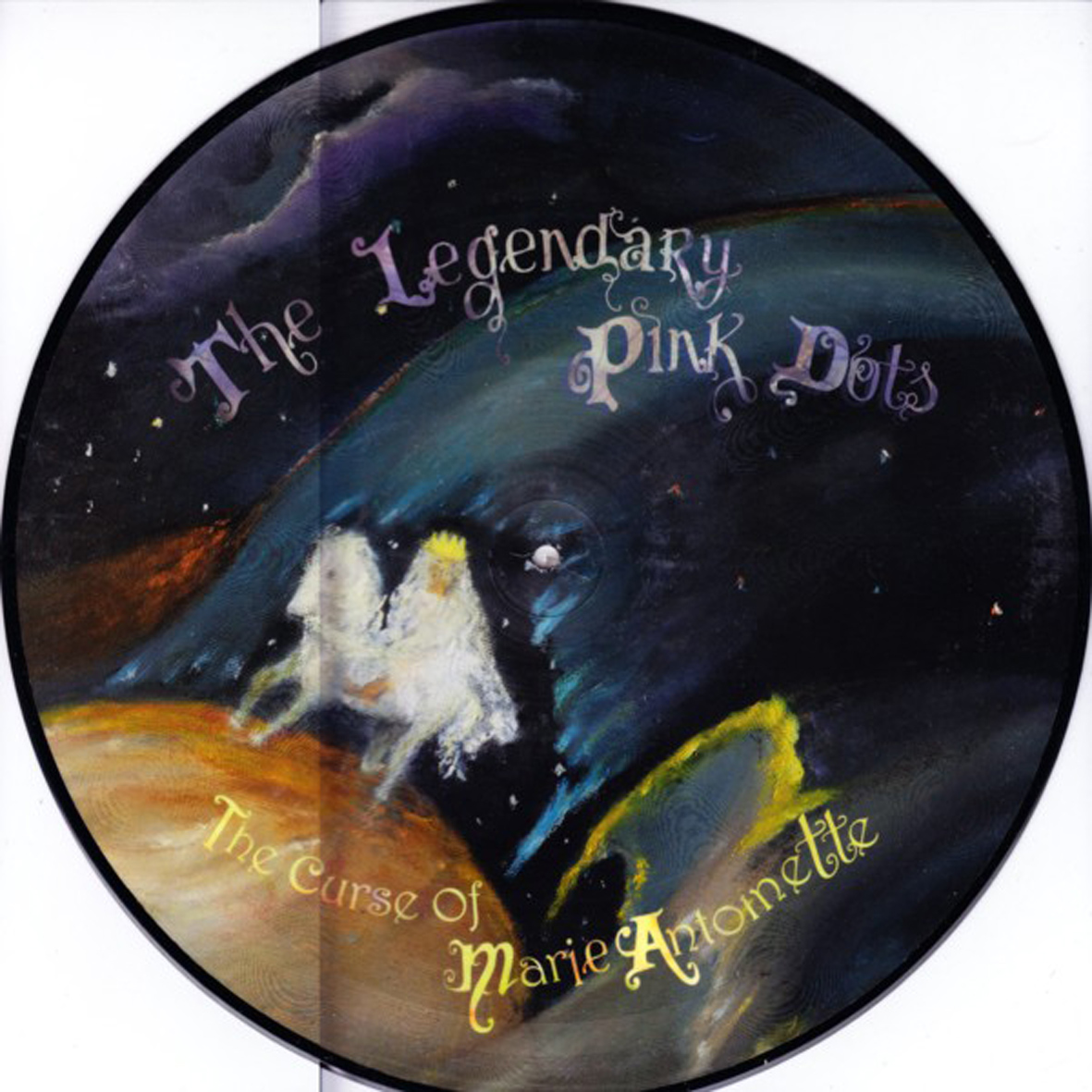 The Legendary Pink Dots - Rainbows Too
