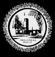 Das Logo des Labels «Industrial Music» zeigt das Krematorium von Auschwitz.