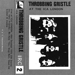 Throbbing Gristle Discographies - Cassette Tapes